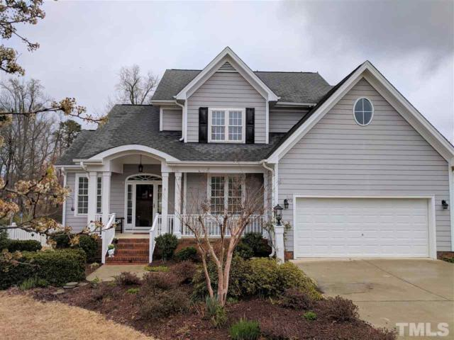 7233 Oak Village Way, Fuquay Varina, NC 27526 (#2176110) :: Rachel Kendall Team, LLC
