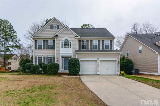 1901 Abby Knoll Drive, Apex, NC 27502 (#2176133) :: The Abshure Realty Group