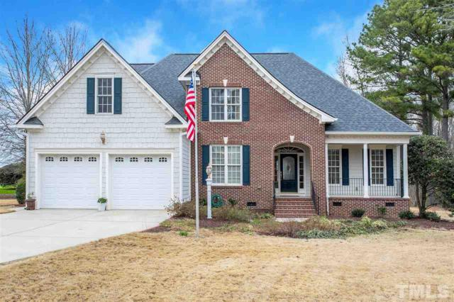 7305 Trevorwood Drive, Willow Spring(s), NC 27592 (#2176158) :: The Jim Allen Group