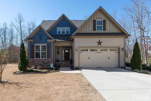 160 Meadowrue Lane, Youngsville, NC 27596 (#2176166) :: The Jim Allen Group