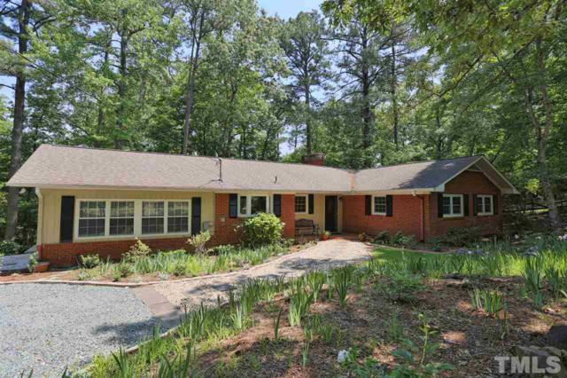 720 Shady Lawn Court, Chapel Hill, NC 27514 (#2176184) :: Raleigh Cary Realty