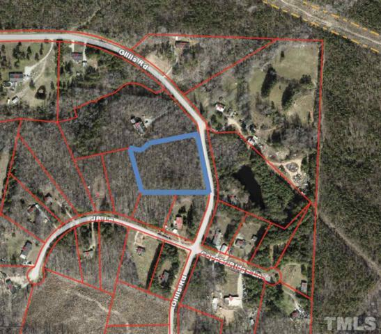 Lots 3&4 Gillis Road, Roxboro, NC 27574 (#2176186) :: The Jim Allen Group