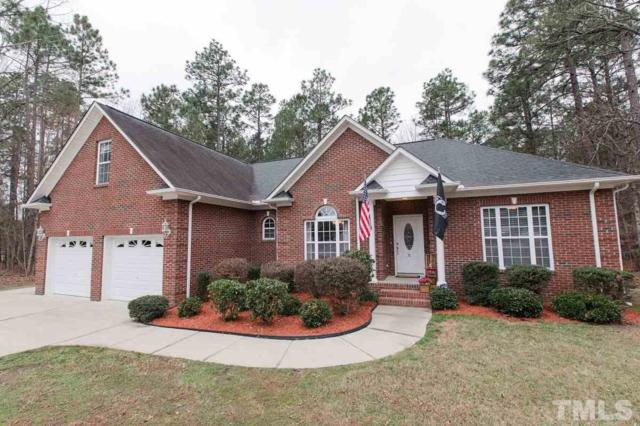 76 Maplewood Drive, Sanford, NC 27332 (#2176214) :: The Jim Allen Group