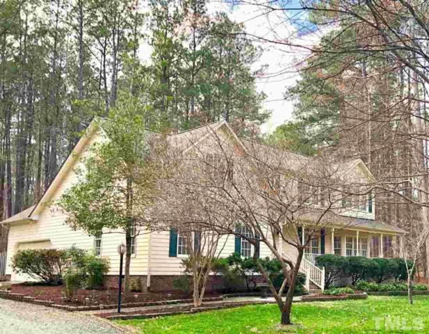 405 Chatham Drive, Chapel Hill, NC 27516 (#2176293) :: Raleigh Cary Realty