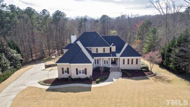 2828 Brenfield Drive, Raleigh, NC 27606 (#2176311) :: The Abshure Realty Group