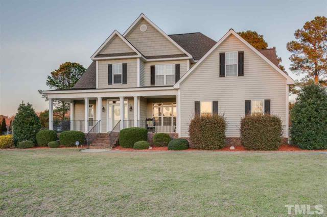 1184 Duck Pond Road, Nashville, NC 27856 (#2176349) :: Rachel Kendall Team