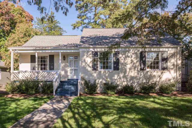 2708 Peachtree Drive, Raleigh, NC 27608 (#2176354) :: Raleigh Cary Realty