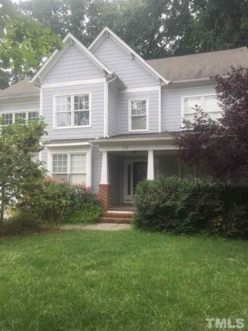 112 Springdale Way, Chapel Hill, NC 27517 (#2176382) :: Rachel Kendall Team, LLC