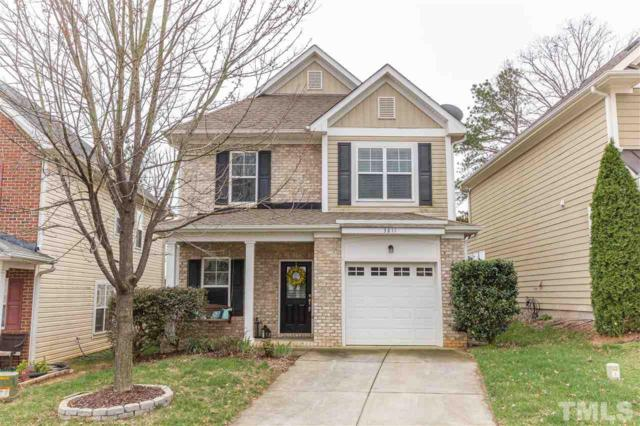 3811 Yates Mill Trail, Raleigh, NC 27606 (#2176479) :: The Abshure Realty Group