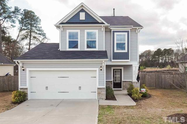 212 Breezemont Drive, Fuquay Varina, NC 27526 (#2176532) :: The Abshure Realty Group