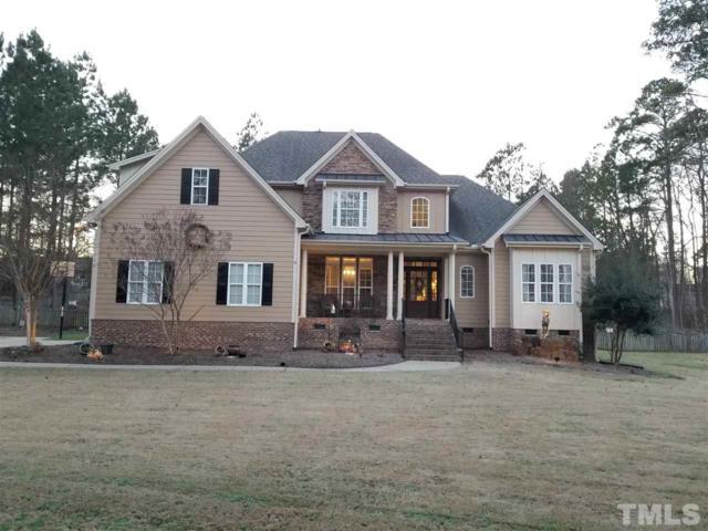 5304 Tywood Drive, Garner, NC 27529 (#2176559) :: The Jim Allen Group