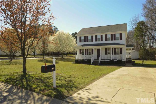 304 Pinecroft Drive, Clayton, NC 27520 (#2176616) :: Marti Hampton Team - Re/Max One Realty