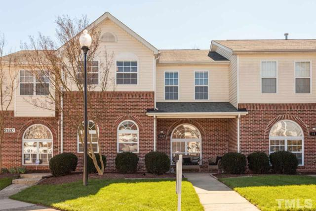 2120 Piney Brook Road #102, Raleigh, NC 27614 (#2176627) :: The Jim Allen Group