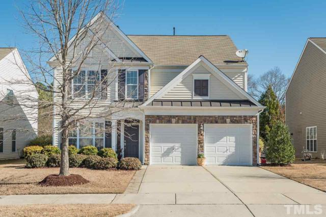 110 Marengo Drive, Morrisville, NC 27560 (#2176705) :: The Jim Allen Group