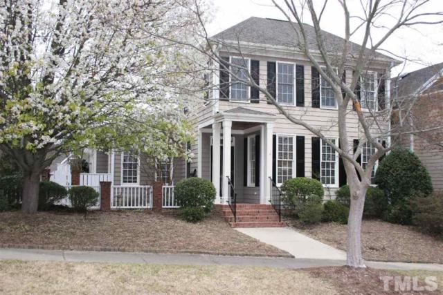 505 Highgrove Drive, Chapel Hill, NC 27516 (#2176938) :: Rachel Kendall Team, LLC