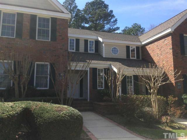 1123 Sandmoore Drive #1123, Southern Pines, NC 28387 (#2176977) :: Marti Hampton Team - Re/Max One Realty
