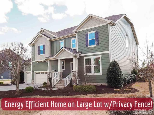 3021 Domaine Drive, Wake Forest, NC 27587 (#2177051) :: The Jim Allen Group