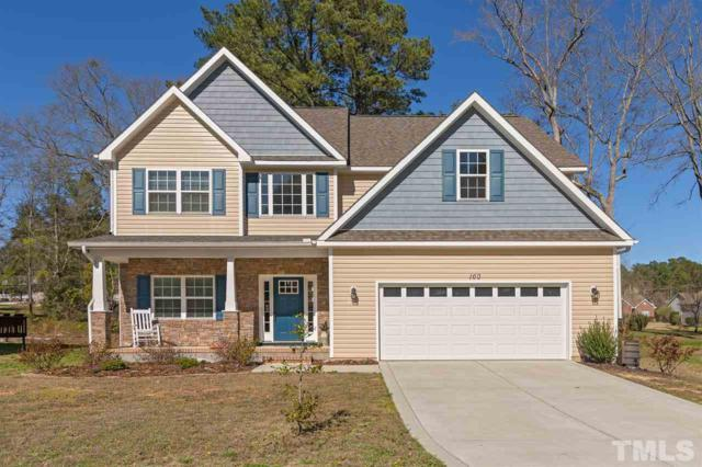 160 Argyll Avenue, Aberdeen, NC 28315 (#2177121) :: The Abshure Realty Group