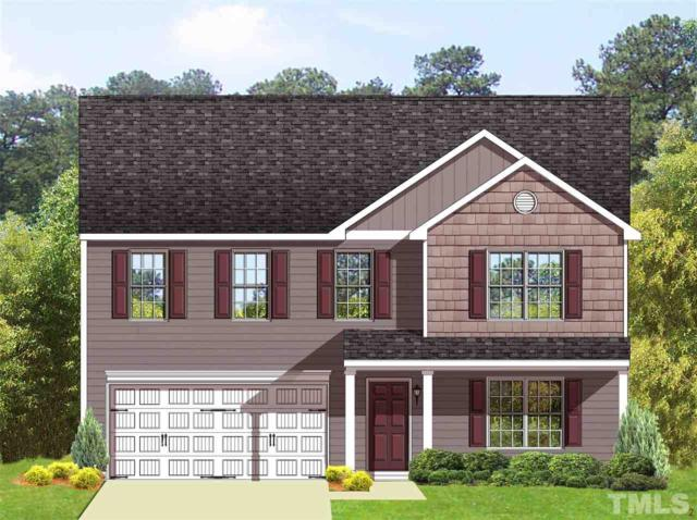 135 Badger Pass Drive, Clayton, NC 27527 (#2177139) :: The Abshure Realty Group