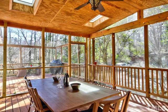 327 Glendale Drive, Chapel Hill, NC 27514 (#2177168) :: Raleigh Cary Realty