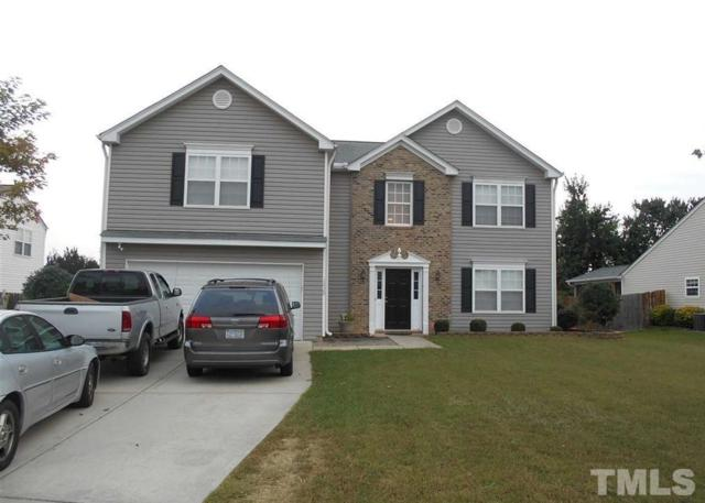 1920 Maple Sugar Lane, Fuquay Varina, NC 27526 (#2177170) :: The Abshure Realty Group