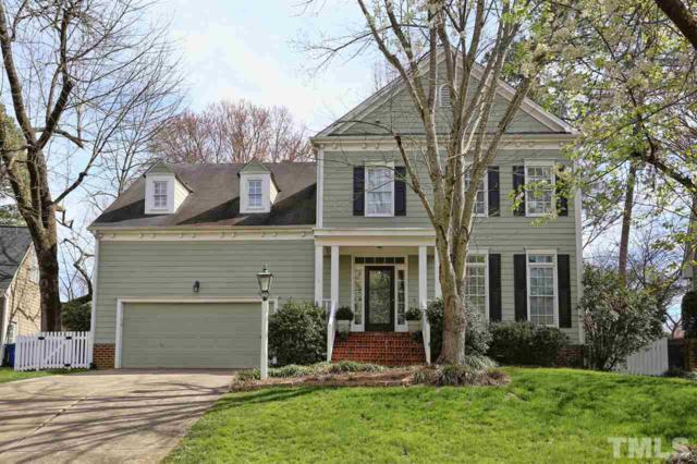 5 Fenton Place, Chapel Hill, NC 27517 (#2177177) :: The Jim Allen Group