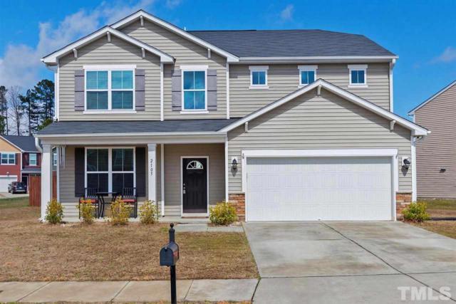 2105 Scarlet Sage Drive, Durham, NC 27704 (#2177201) :: Rachel Kendall Team, LLC