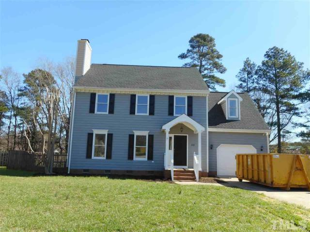332 Cayman Avenue, Holly Springs, NC 27540 (#2177204) :: Raleigh Cary Realty
