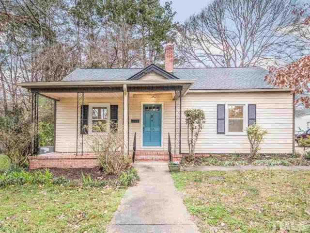 306 Greenwood Drive, Durham, NC 27704 (#2177331) :: Marti Hampton Team - Re/Max One Realty