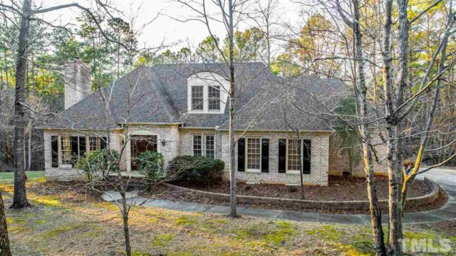 327 Tanager Lane, Chapel Hill, NC 27517 (#2177353) :: The Perry Group