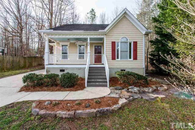 308 Milky Way Drive, Apex, NC 27502 (#2177388) :: Rachel Kendall Team, LLC