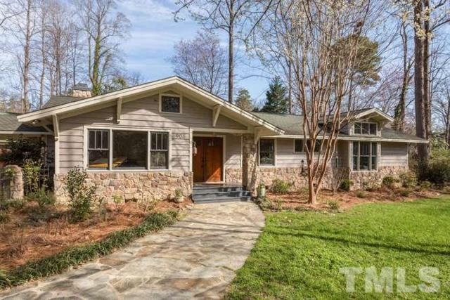 906 Runnymede Road, Raleigh, NC 27607 (#2177467) :: The Jim Allen Group