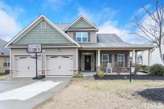 1004 Finley Point Place, Knightdale, NC 27545 (#2177546) :: The Jim Allen Group