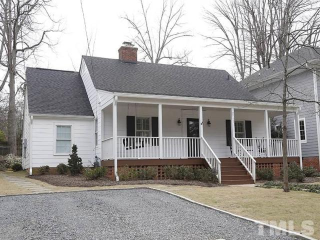 2715 Van Dyke Avenue, Raleigh, NC 27607 (#2177558) :: Raleigh Cary Realty