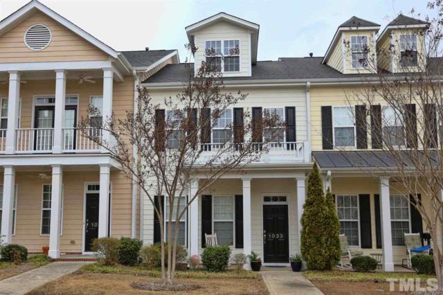 1033 Philpott Drive, Chapel Hill, NC 27517 (#2177585) :: The Jim Allen Group