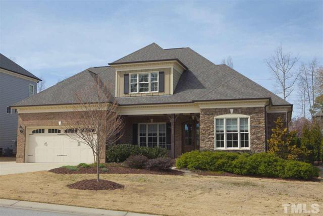 1850 Versa Court, Apex, NC 27502 (#2177616) :: The Abshure Realty Group