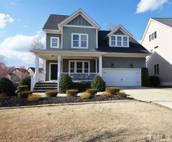 400 Streamwood Drive, Holly Springs, NC 27540 (#2177619) :: Raleigh Cary Realty