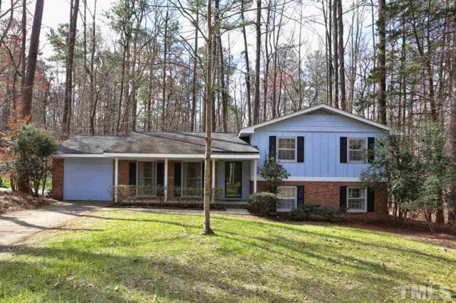 607 Yorktown Drive, Chapel Hill, NC 27516 (#2177653) :: Rachel Kendall Team, LLC