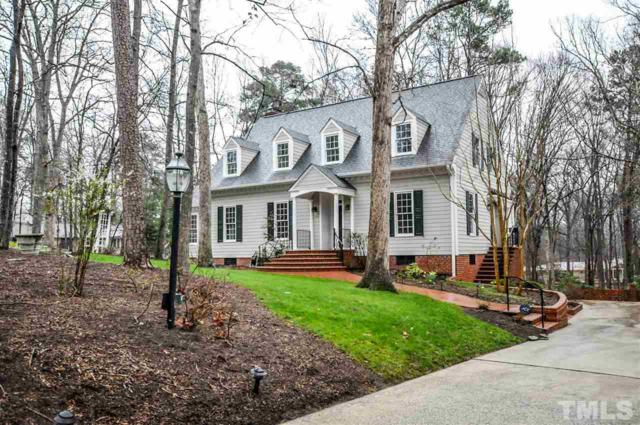 334 Burlage Circle, Chapel Hill, NC 27514 (#2177682) :: Raleigh Cary Realty