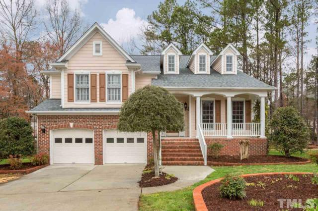 123 Frehold Court, Cary, NC 27519 (#2177694) :: The Jim Allen Group