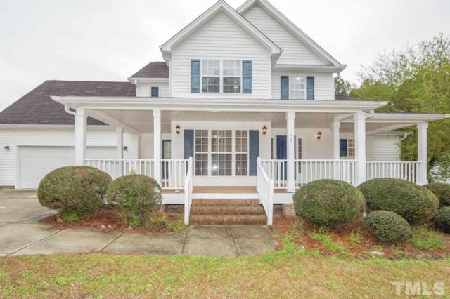 128 Woodview Court, Fuquay Varina, NC 27526 (#2177707) :: Raleigh Cary Realty