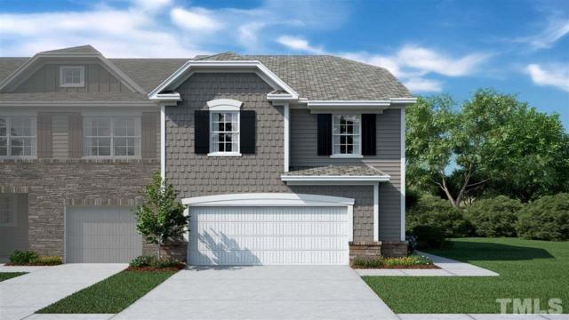 809 New Derby Lane #65, Apex, NC 27523 (#2177838) :: Raleigh Cary Realty