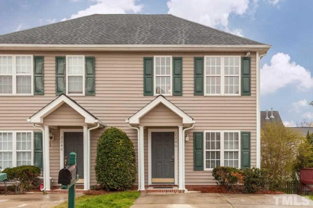 2246 Turtle Point Drive, Raleigh, NC 27604 (#2177850) :: The Abshure Realty Group