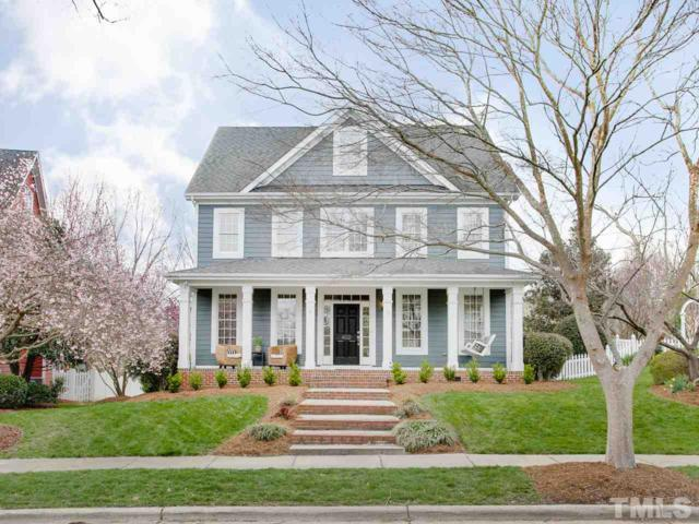 402 Highgrove Drive, Chapel Hill, NC 27516 (#2177903) :: Rachel Kendall Team, LLC