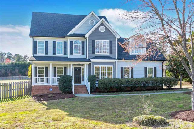 7841 Melcombe Way, Wake Forest, NC 27587 (#2177904) :: Rachel Kendall Team, LLC