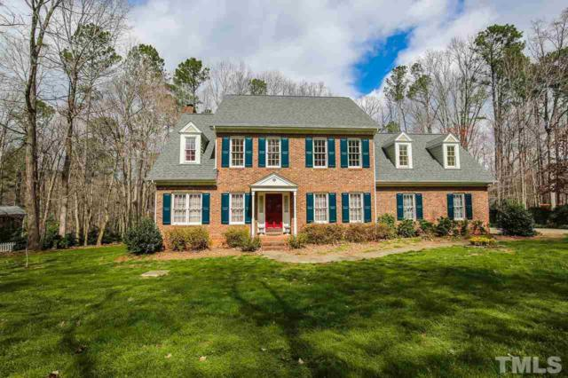 5709 Dutch Creek Drive, Raleigh, NC 27606 (#2178050) :: Raleigh Cary Realty