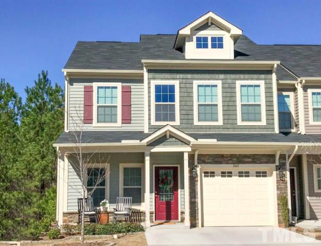 207 Cypress Hill Lane, Holly Springs, NC 27540 (#2178196) :: Raleigh Cary Realty