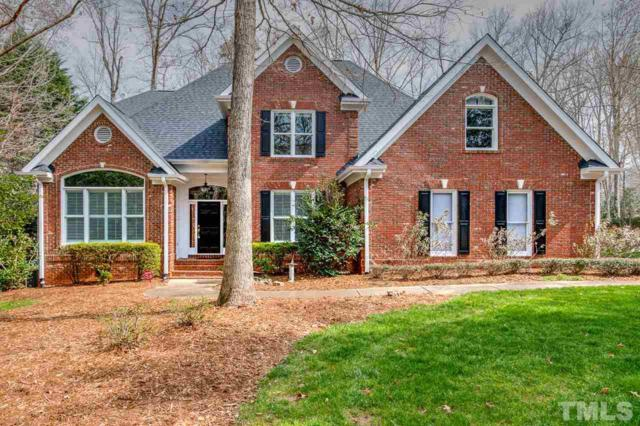 4828 Sunset Forest Circle, Holly Springs, NC 27540 (#2178200) :: The Jim Allen Group
