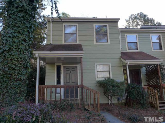 114 Beechwood Drive, Carrboro, NC 27510 (#2178203) :: Spotlight Realty
