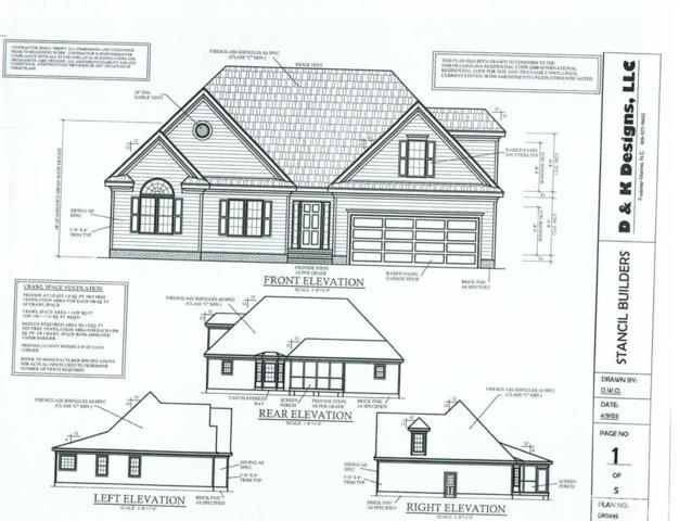 1032 Brasnoor Lane, Garner, NC 27529 (#2178217) :: The Jim Allen Group